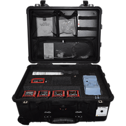 5-Meter Calibration Station Kit for RKI GX-2009 RKI Instruments, Calibration Station Kit,  GX-2009 Meters, calibration gas, gas detection